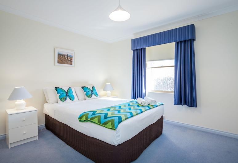 Banksia @ Middleton, Middleton Beach, Rodinný apartmán, 3 spálne, nefajčiarska izba, 2 kúpeľne, Výhľad z hosťovskej izby