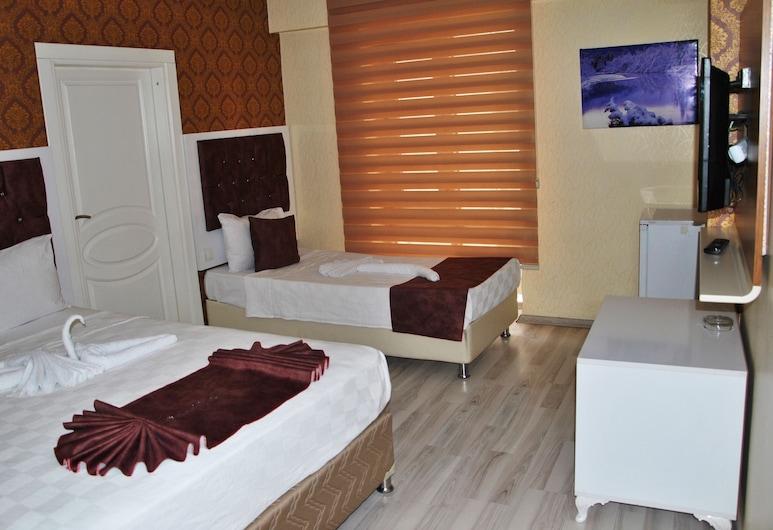 Yilmazel Hotel, Γκαζιαντέπ, Family Τετράκλινο Δωμάτιο, Δωμάτιο επισκεπτών