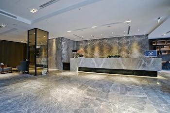 Obrázek hotelu Yidear Hotel ve městě Nový Tchaj-pej