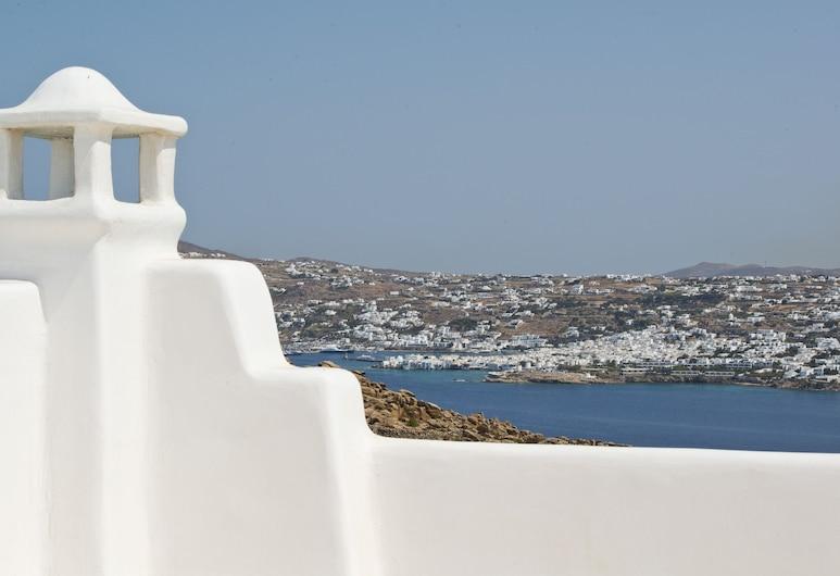 Villa Alessandra - Κοντά στην παραλία Ορνός, Mykonos, Θέα από το κατάλυμα