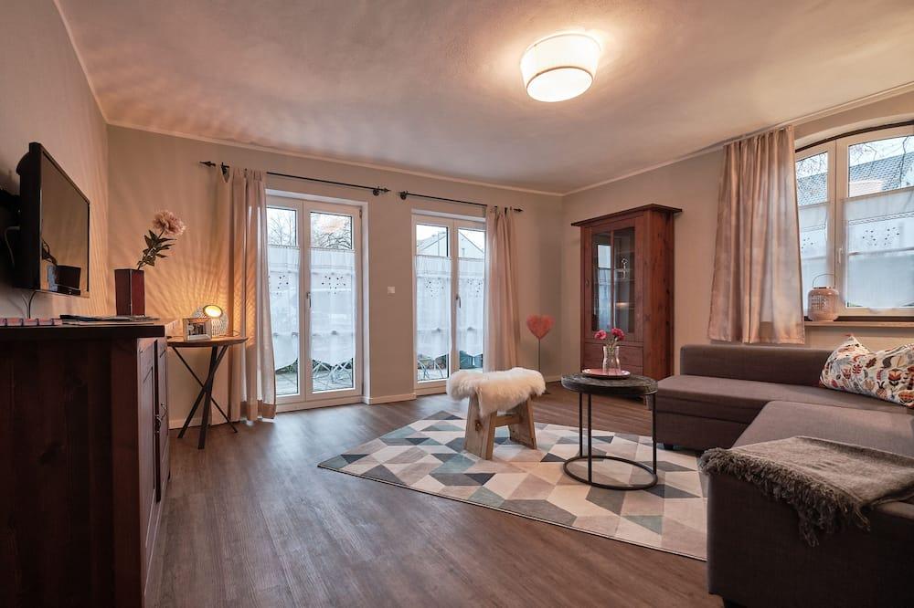 Design Apartment, Patio - Living Area