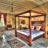 Улучшенный люкс, 1 двуспальная кровать «Кинг-сайз» - Номер