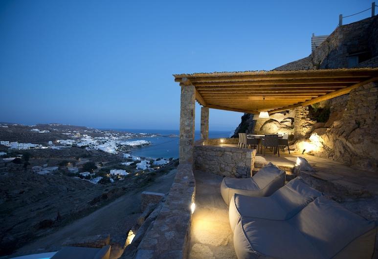Villa Azurite, Mykonos, View from property