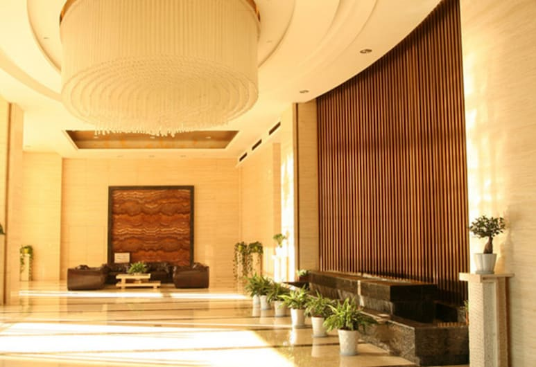 No.7 Apartment Hotel Xingguang, Hangzhou, Lobby