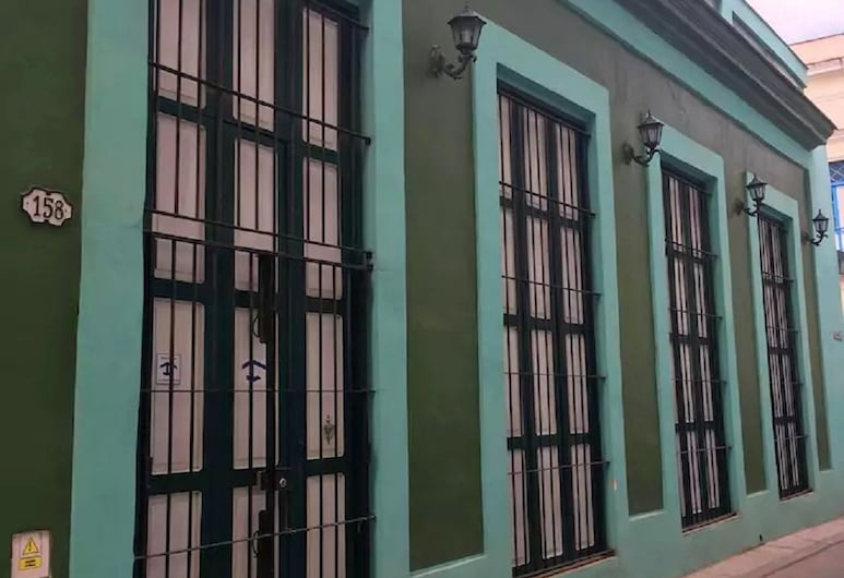 Hostal la Casona, Havana, Bahagian Luar