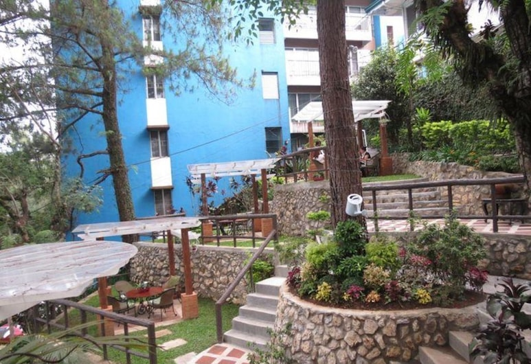 Inn Rocio and Restaurant, Baguio, Property Grounds
