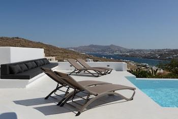 Fotografia do Villa Pearl em Mykonos