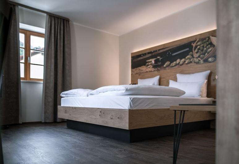 Bierhotel - Brauereigasthof Schneider, Essing, Standard Tek Büyük Yataklı Oda, Oda