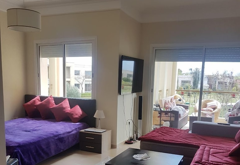 Studio Cana, Fes, Studio, 1 Double Bed, Non Smoking, Living Area