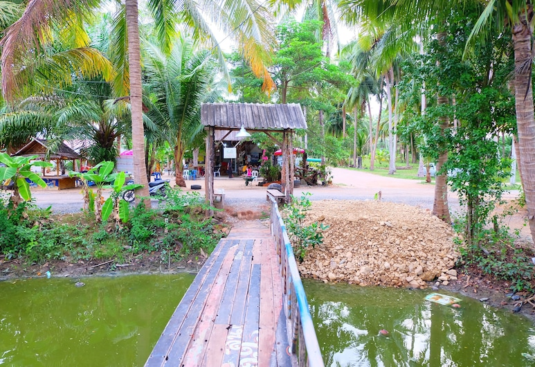 Ban Leam Homestay, Tha Sala, Áreas del establecimiento