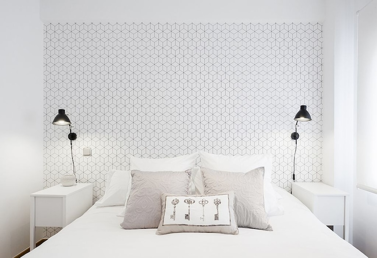 Principe de Vergara Apartment, Madryt, Apartament, 1 sypialnia, Pokój