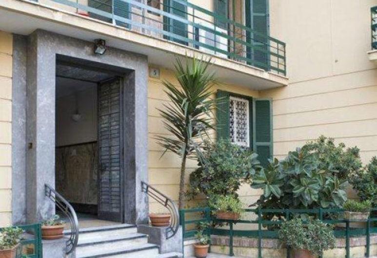 A Casa di Penelope, Rooma, Fassaad