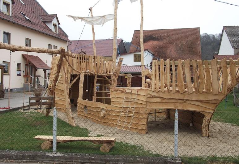 Ferienwohnung Stark, Kelheim, Área de juegos infantiles al aire libre