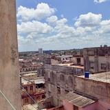 Vista desde el hotel