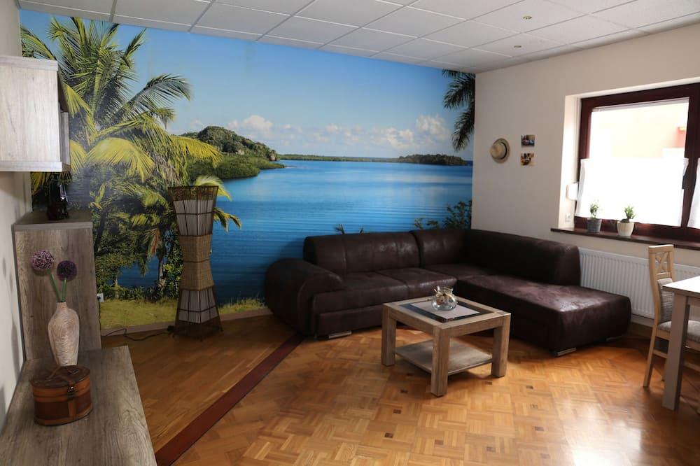 Standard Apartment, Accessible (Guantanamo) - Living Area