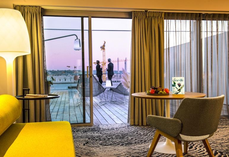 Radisson Blu Bordeaux, Bordeaux, Suite, 1 camera da letto (Cite du Vin View), Camera