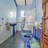 Standarta koplietojuma guļamzāle, abu dzimumu guļamzāle, pagalms - Vannasistaba