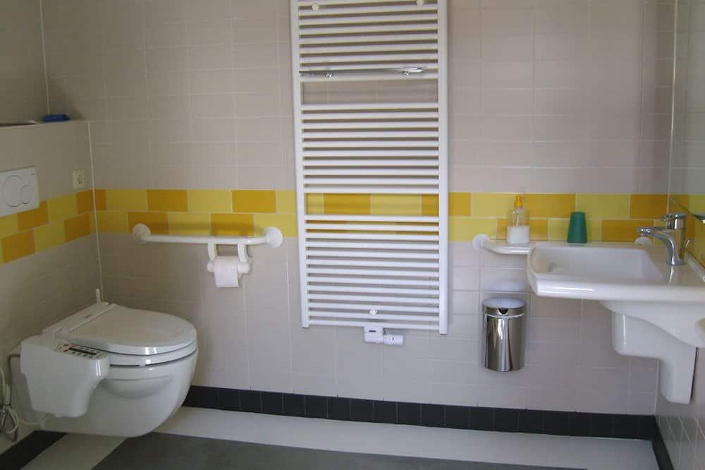 雙人房, 2 張單人床, 非吸煙房 - 浴室