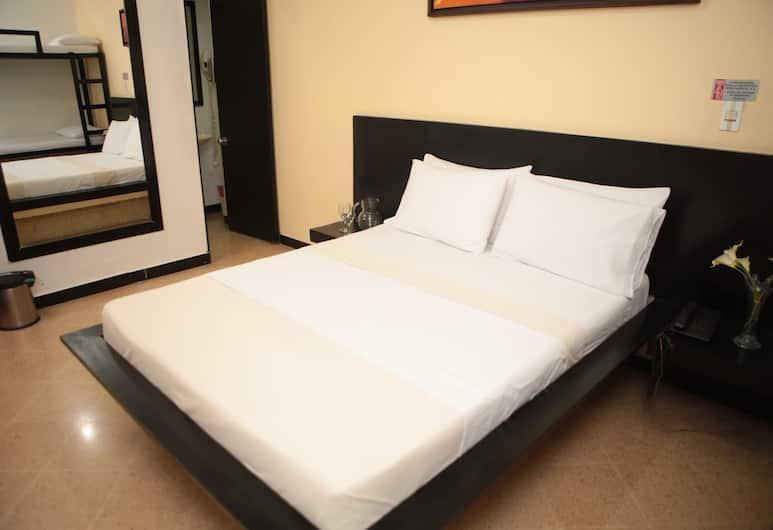 Hotel Suite 45, Medellin, Classic Üç Kişilik Oda, 1 Yatak Odası, Oda