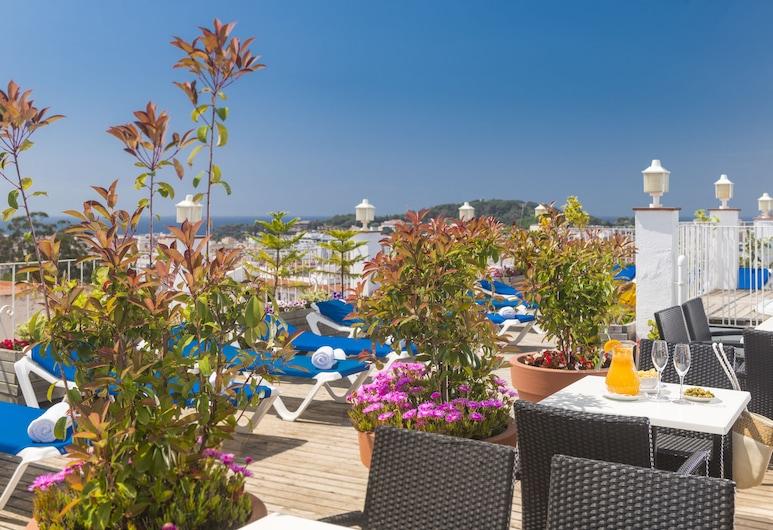 Hotel Ridomar, Lloret de Mar, Terrass