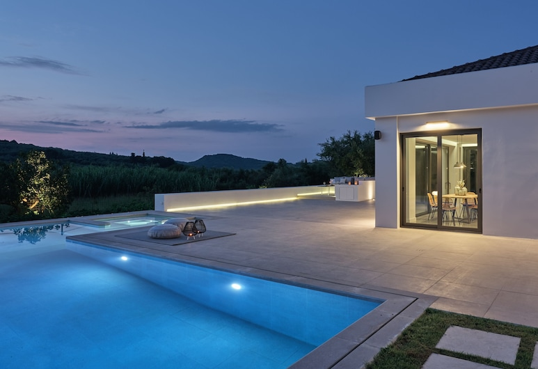 Drallos Luxury Villa, Ζάκυνθος, Εξωτερικός χώρος
