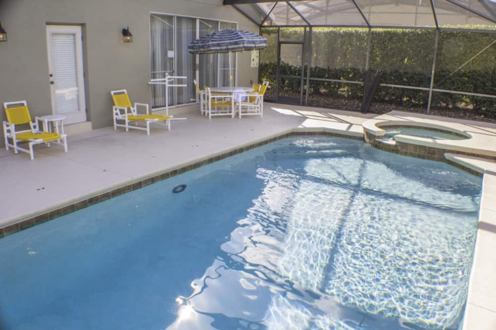 House, 4 Bedrooms, Private Pool - Terrace/Patio
