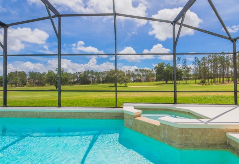 Highlands Reserve Golf & Country Club, Davenport, Willa, 5 sypialni, Taras/patio