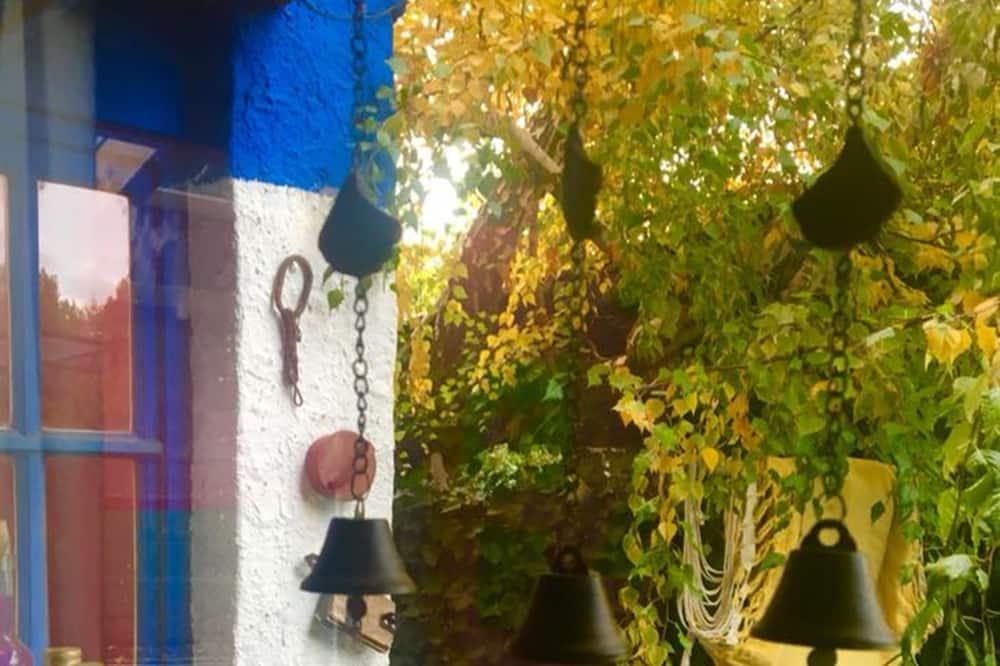 Double Room, Jetted Tub, Garden View (ASANA) - Balcony