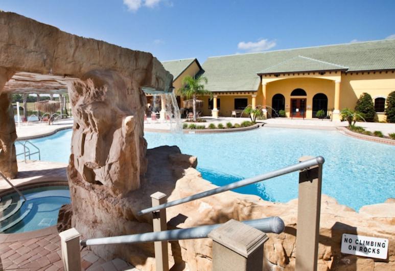 Paradise Palms Resort, Kissimmee, Vanjski bazen