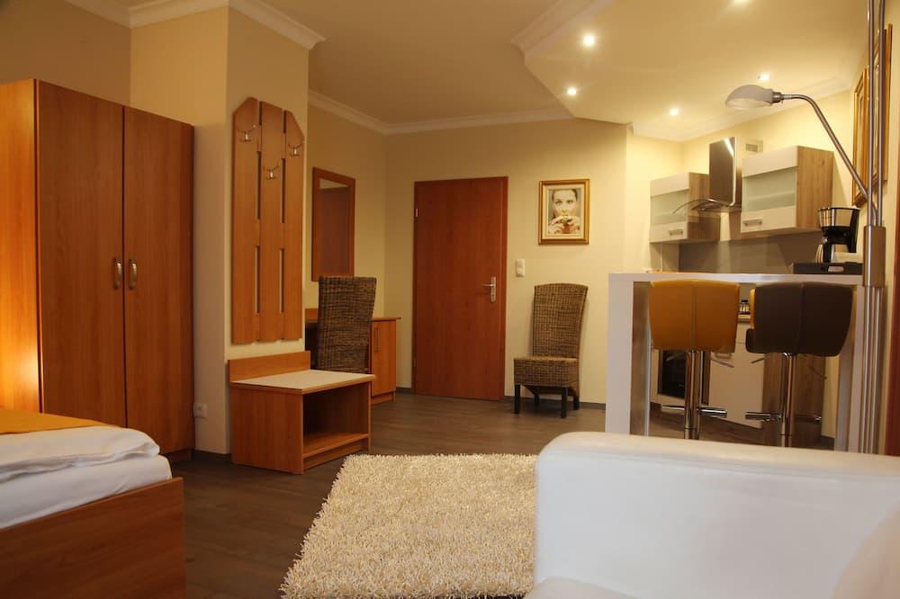apartman, földszinti - Vendégszoba