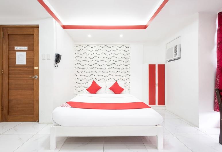 OYO 129 d'Builders Rooms - New Lower Bicutan , Taguig, Standard-herbergi með tvíbreiðu rúmi, Herbergi