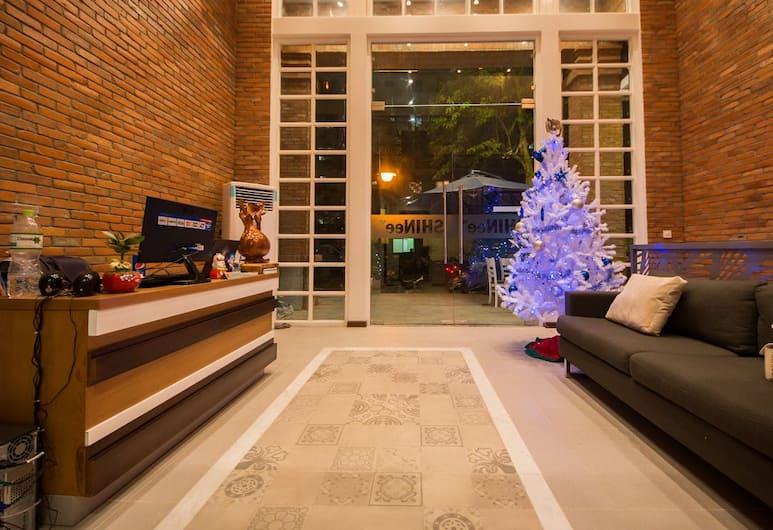 Shinee Hotel, Ho Chi Minh City, Lobby