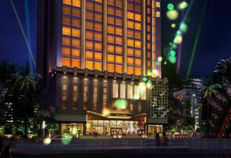廣州雲麗大酒店, 廣州, 酒店入口 - 夜景