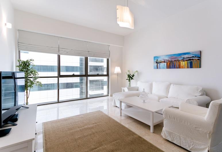 One Perfect Stay - Al Murad Tower, Dubajus, Apartamentai, 1 miegamasis, Nerūkantiesiems, Vidinis įėjimas