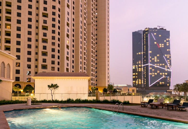 One Perfect Stay - Murjan 2, Dubai, Utomhuspool