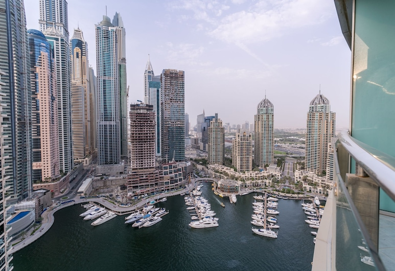 One Perfect Stay - Marina Terrace, Dubai, View from property
