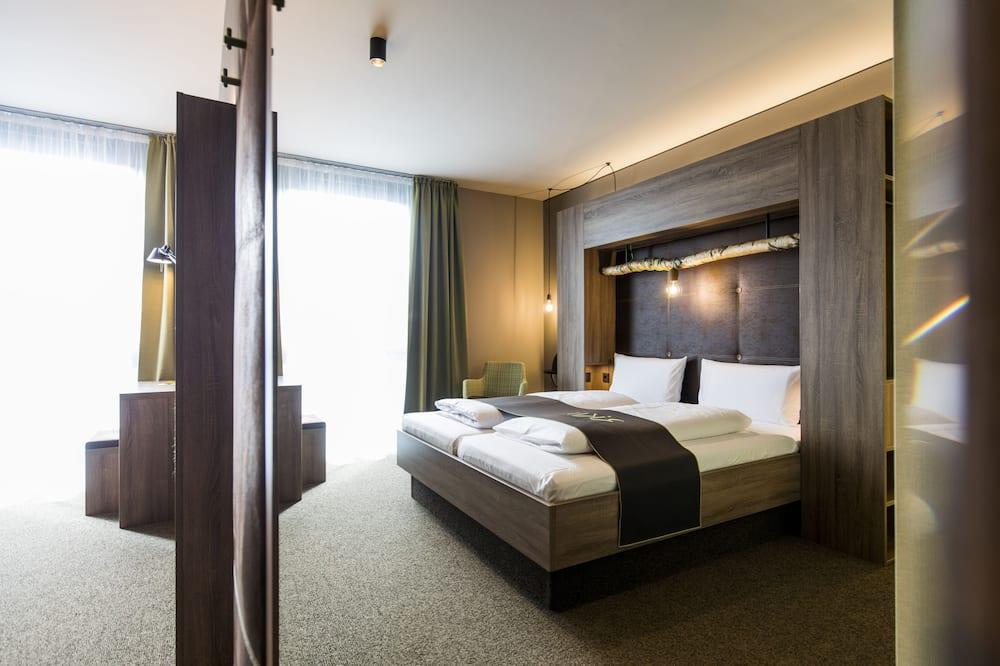 غرفة مزدوجة للاستخدام الفردي - غرفة نزلاء