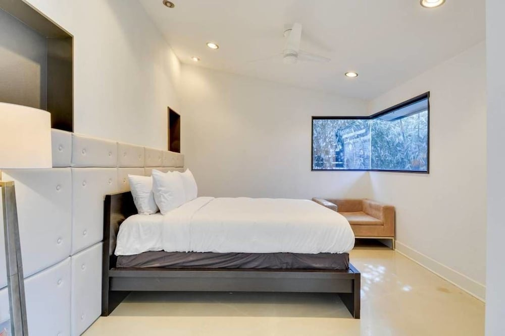 Ultimate Escape W/ Basketball Court By Domio, Austin. Guest Room