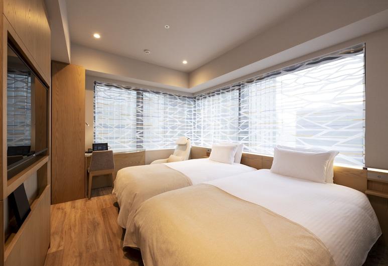 remm Tokyo Kyobashi, Tokyo, Corner Twin Room, Non Smoking, Guest Room