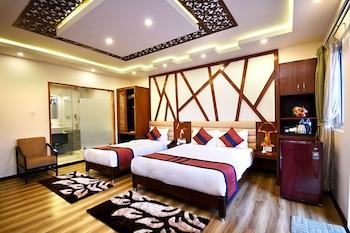 Φωτογραφία του Hotel Jampa, Κατμαντού