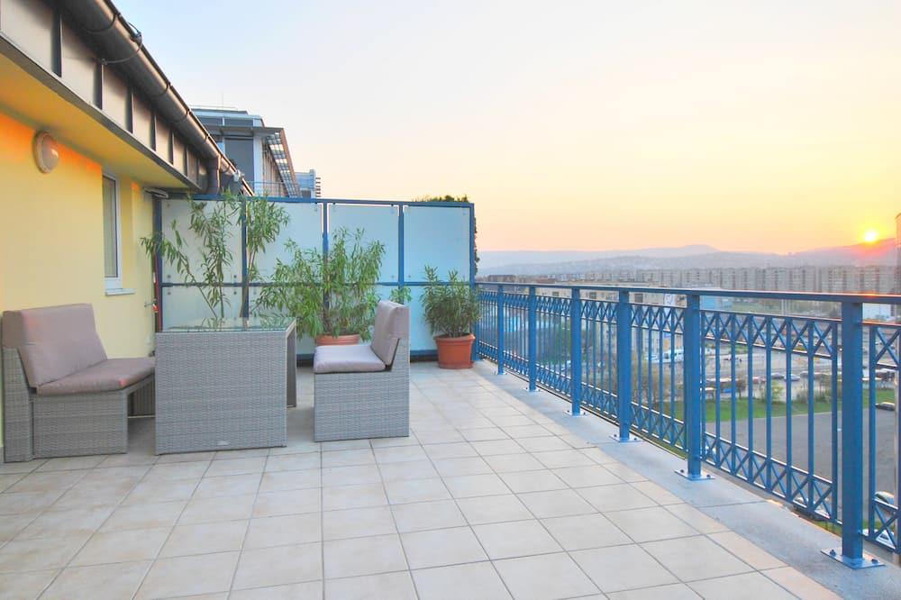 Penthouse Apartment - Terrasse/patio