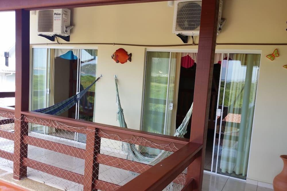 Family House, Multiple Beds, Smoking - Balcony