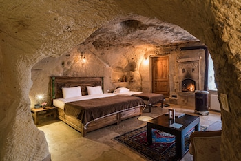 ภาพ Atillas Cave Hotel ใน เนฟเสฮีร์
