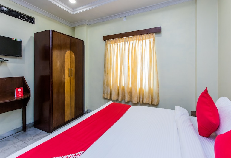 OYO 14522 Ganga Residency, Dhar, Double or Twin Room, Guest Room