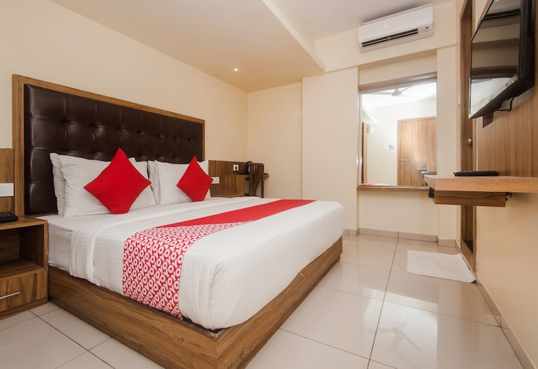 Hotel Aviva Suites, Mumbai, Dubbelrum eller tvåbäddsrum, Gästrum