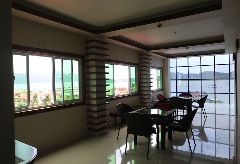 Coron Hostel Express - Adults Only, Coron, Interior do Hotel