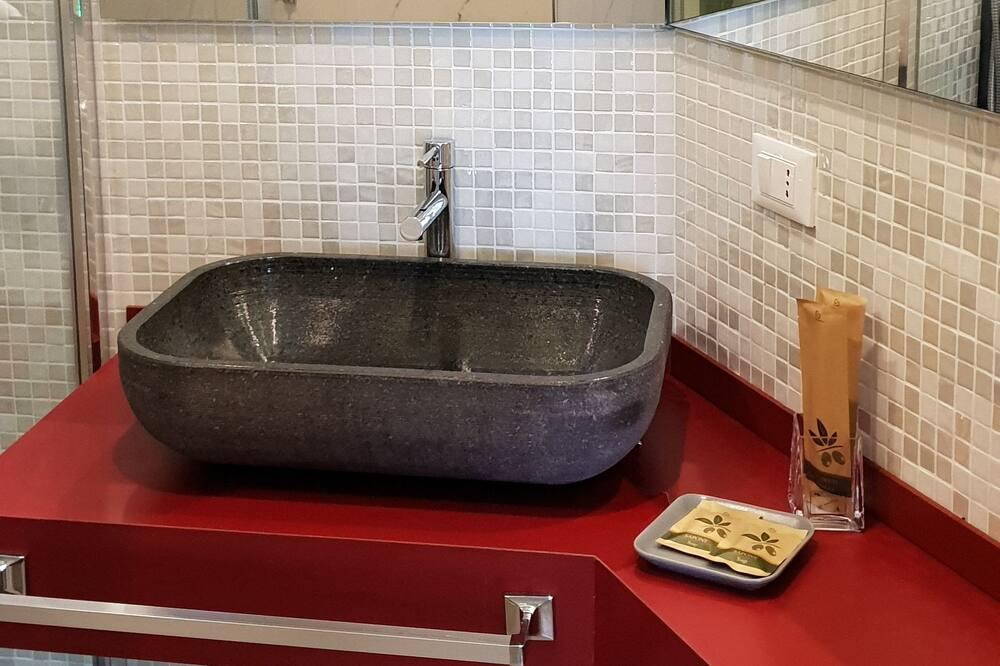 Comfort-værelse til 4 personer - Badeværelse