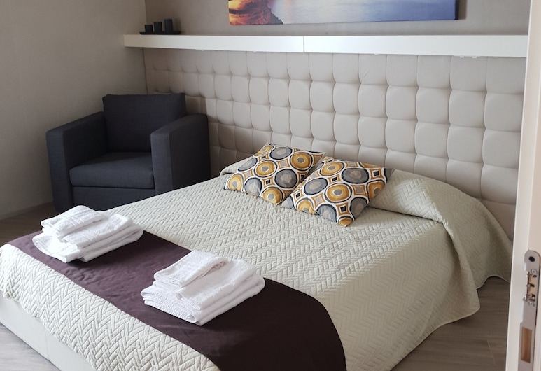 TH Luxury Rooms, Giardini Naxos, Tremannsrom – superior, Gjesterom