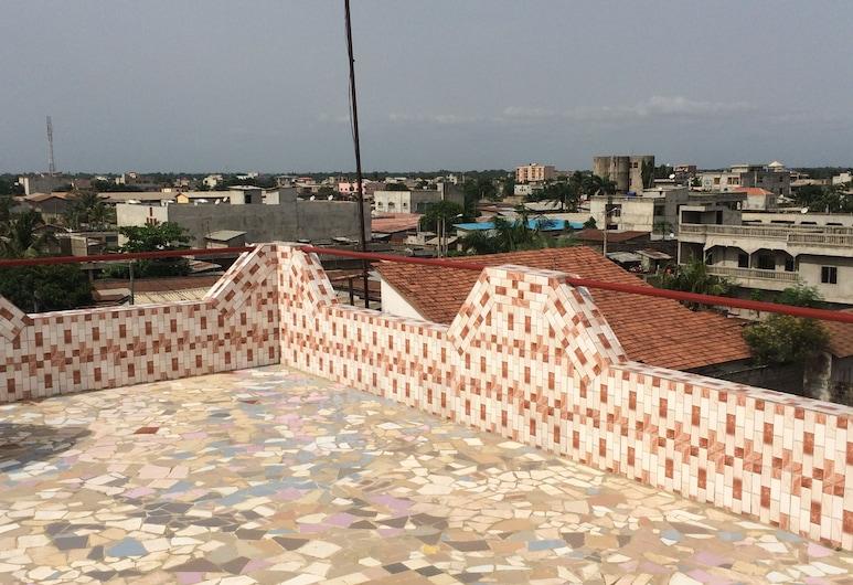 調色板普拉尼特酒店, 塞梅-波吉, 陽台