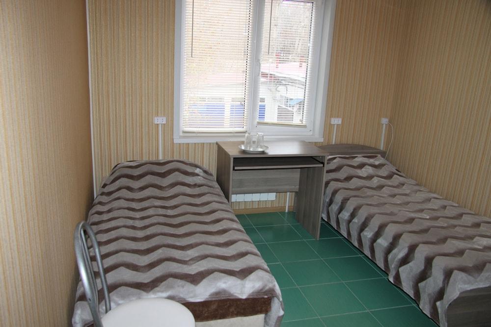 Hotel Puteshestvennik Ufa Clic Twin Room Guest